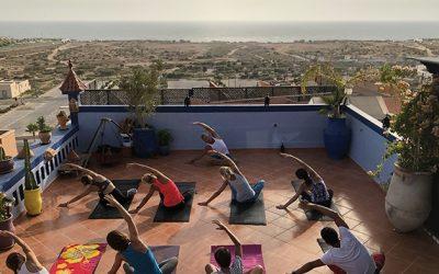 Séjour Yoga & Surf